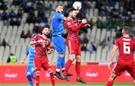 UEFA NL: Greece-Hungary 1-0