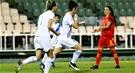 Εθνική Γυναικών: Ελλάδα-Μαυροβούνιο 1-0