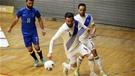 Εθνική Futsal: Αζερμπαϊτζάν-Ελλάδα 4-0