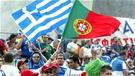 EURO 2004: Πορτογαλία-Ελλάδα σε εικόνες