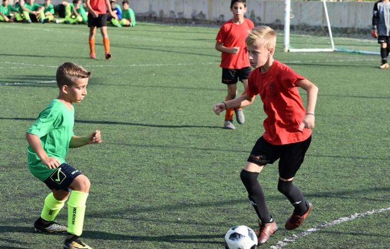 """Με επιτυχία το """"Hello Football Friend"""" στην Καλαμάτα"""